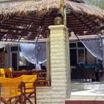 Cafe Bar Bistro - Camping A Ouzouni Beach