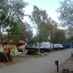 Places at Camping A Ouzouni Beach