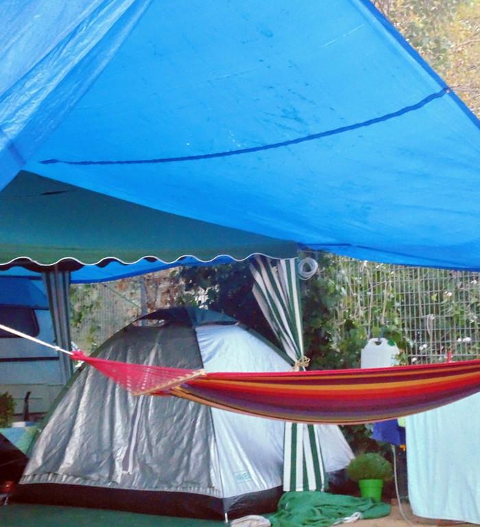 Camping A Ouzouni beach Halkidiki